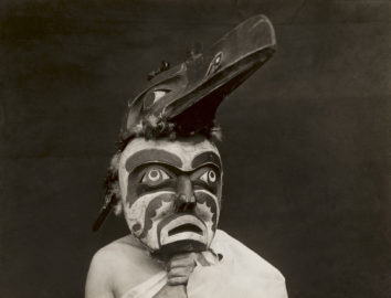 Edward S Curtis:  Events Beyond Words